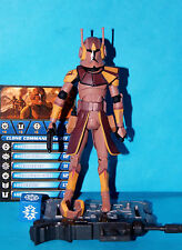 STAR WARS 2011 CLONE WARS COMMANDER JET CW38 LOOSE COMPLETE