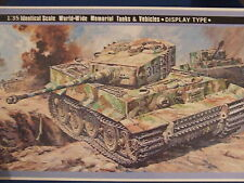NICHIMO  1/35 GERMAN TANK TIGRE I       BOX  DT3505   NEW NO OPENED