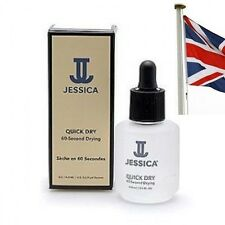 JESSICA Quick Dry 60-second Drying 14.8ml -  NEW IN BOX