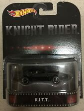 Hot Wheels Real Rider Retro - Knight Rider : K.I.T.T