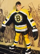 "1998 Collectors Series NHL Boston Bruins Ray Bourque 12"" Doll (Uniform #77) RARE"
