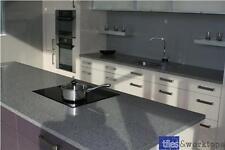 Stardust Grey Quartz Kitchen Worktop   3000mm x 700mm x30mm