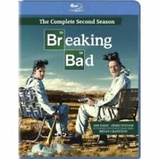 Breaking Bad - Series 2 - Complete (Blu-ray, 2013, 3-Disc Set)