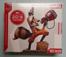 Gentle Giant Marvel Rocket Raccoon Animated Statue SDCC 2016 Skottie Young MIB