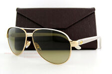 Brand New GUCCI Sunglasses 4239/S D28 R6 Gold Ivory/Brown Gradient for Unisex