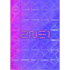 2NE1 - [TO ANYONE] 1st Album CD + Photo Booklet + K-POP Sealed YG CL