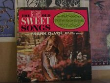 FRANK DEVOL, NEW OLD SWEET SONGS - LP CHEESECAKE