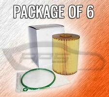 OIL FILTER L25646 FOR DODGE AND MERCEDES-BENZ - CASE OF 6 - OVER 70 MODELS