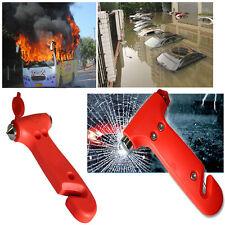 Car Auto Emergency Safety Hammer Belt Window Breaker Cutter Bus Escape Tools Kit