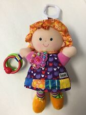 Lamaze Doll Learning Curve Interactive 2006