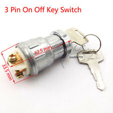 Key Ignition Kill Switch For 50 110 125 cc 150cc 200cc 250cc Dune Buggy Go Kart