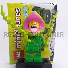 LEGO Minifigures - Plant Monster - col215 - Collectibles Omino Minifig Serie 14