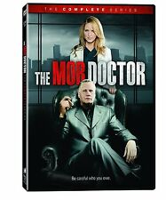 The Mob Doctor Complete Series DVD Set Collection Episode TV Show Season Box Lot