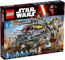 Lego Star Wars Captain Rex's AT-TE 75157 Sealed MISB