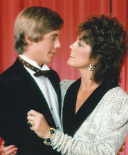 Christopher Atkins & Linda Gray UNSIGNED photo - P2308 - Dallas