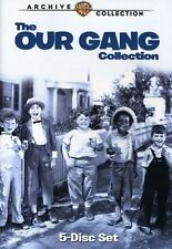 Our Gang Collection [5 Discs] DVD Region ALL DVD-R/BW
