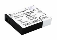 UK Battery for Rollei Actioncam 400 RL410B 3.7V RoHS