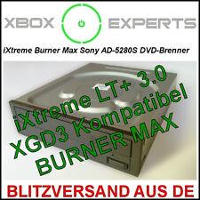 [xgd3] Xbox 360 Sony Optiarc ad-5280s CB-plus quemador → Burner Max liteon IHAS 124b