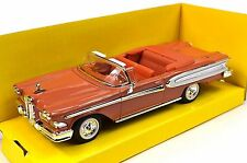 EDSEL CITATION CONVERTIBLE 1958 FORD 1:43 NEW 94222 CORAL LUCKY ROAD SIGNATURE
