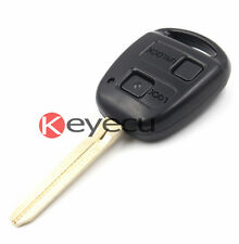 New Remote Car Key Fob 2B 433MHz 4C Chip for Toyota Corolla Yaris Rva4 P/N:60081