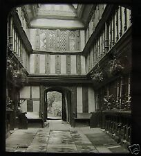 Glass Magic Lantern Slide COVENTRY FORDS HOSPITAL C1910 ENGLAND