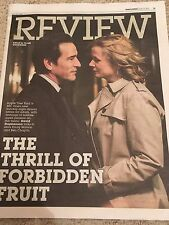 Sunday Express Review January 2017 - Ben Chaplin Emily Watson Apple Tree Yard