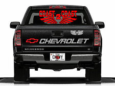 2014 2015 Chevrolet silverado 454ss decal 454 ss 90 91 tailgate truck 1500 2500