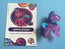 "My Little Pony Blind Bag - Ribbon Wishes - Wave 10 - (2"" figure & card)"