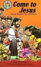 Come to Jesus: Jesus Blesses the Children (Hear Me Read Series) Mary Manz Simon