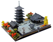 Tomytec (Building 141) Japanese Temple Full Set B 1/150 N scale