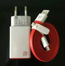 ORIGINAL ONE PLUS2 MOBILE CHARGING ADAPTOR (2A) + USB DATA CABLE+BILL+WARRANTY