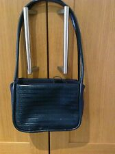 SWEET NAVY VALENTINO SHOULDER BAG USED
