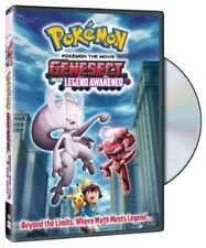 Pokemon the Movie: Genesect and the Legend Awakened (2013, DVD NEUF)