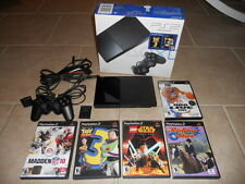 Sony Playstation 2 Slim PS2 in Box Toy Story 3 with Bonus Games NICE !