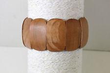 Bracelet femme bois ,Commerce équitable, Naturel,écologique