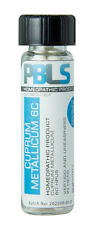 Cuprum metallicum 6C, 96 Pellets, Homeopathic Product by PBLS, Made in USA
