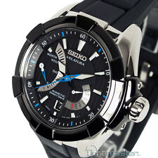 SEIKO VELATURA KINETIC DIRECT DRIVE RUBBER STRAP SRH019P1