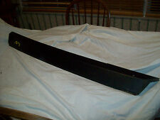 1971-73 REAR DECK TRIM PANEL FOLDDOWN SEAT FORD MUSTANG MACH 1 FASTBACK ONLY