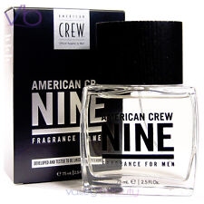 AMERICAN CREW Nine Fragrance For Men 75ml - A smell that attracts every women