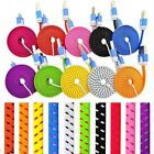 1/2/3M Braided Micro USB Data Sync Charger Cable For Samsung Galaxy S5 S4 Note3
