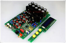 Q8 ES9018 HiFi Audio DAC Support PCM And DSD Wiht OPA627 + AD797 OP-AMPs