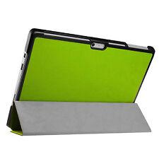 Hülle für Microsoft Surface Pro 4 12.3 Zoll Schutzhülle Tasche Sleeve Folio Grün
