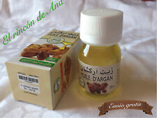 Aceite de Argan 100% BIO NATURAL