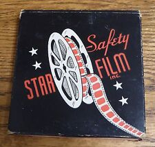 "VTG  8mm Safety Star Film  presents ""Charlie Chaplin In The Park""  exc"