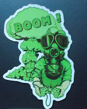 "AUFKLEBER STICKER DECAL ""BOOM ! Gamer"" Glanz-Optik - Notebook, Skateboard"