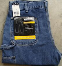 "CARHARTT B13 DENIM ""CARPENTER"" WORK PANT SIZE 36 / 30"
