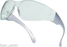 Delta Plus Venitex Brava 2 Clear Protective Safety Eyewear Glasses Lab Specs PPE