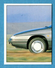 AUTO 100-400 Km Panini- Figurina-Sticker n. 143 - CITROEN XM 2.0 109cv 1/3 -New