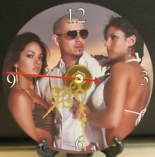 Brand New Pitbull CD Clock Singer Song Writer Music Artist Rap