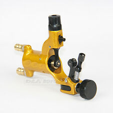 New Workmanship Rotary Dragonfly Tattoo Gun Motor Shader & Linner Machine Yellow